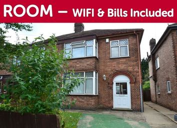 Thumbnail Room to rent in Edwalton Avenue, West Town, Peterborough