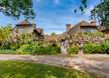 Thumbnail 5 bedroom detached house for sale in Church Lane, Cranleigh