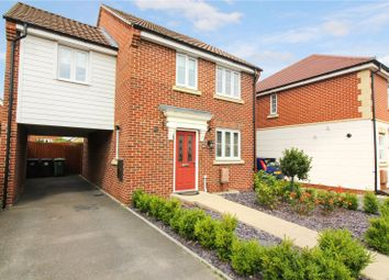 Thumbnail 3 bedroom detached house for sale in Lord Nelson Drive, The Hampdens, Costessey, Norwich