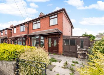 Thumbnail 3 bed semi-detached house for sale in Rutland Street, Leigh