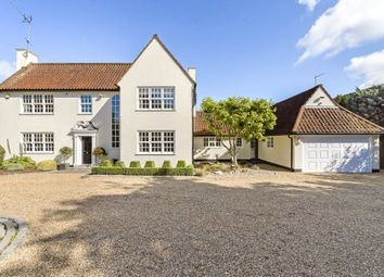 Thumbnail 6 bedroom detached house for sale in Camlet Way, Hadley Wood, Hertfordshire