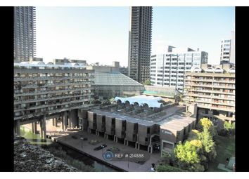 Thumbnail 1 bed flat to rent in Barbican, City Of London