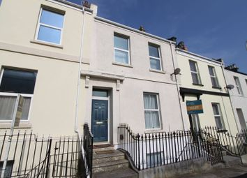 Thumbnail 1 bed flat to rent in Molesworth Road, Millbridge, Stoke, Plymouth