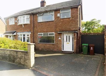 Thumbnail 3 bed semi-detached house for sale in Somerset Road, Failsworth, Manchester