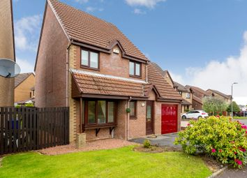 Thumbnail 3 bed detached house for sale in Gryfebank Avenue, Houston, Johnstone