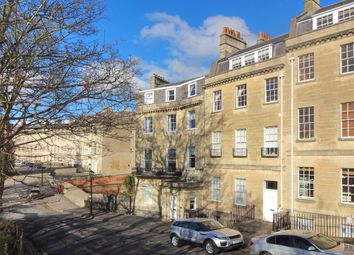 Thumbnail 1 bedroom flat for sale in Courtyard Apartment, 8 Lansdown Place West, Bath