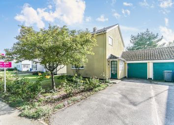 Thumbnail 3 bed link-detached house for sale in Pentlow Drive, Cavendish, Sudbury