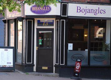 Thumbnail Restaurant/cafe for sale in Bridge Street, Congleton