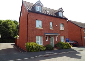 5 bed detached house for sale in Howards Field, Wrexham, Wrecsam LL13