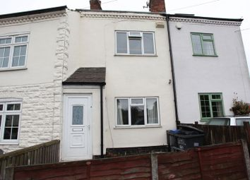 Thumbnail 2 bedroom terraced house for sale in Conifers Mobile Park, Station Road, Ratby, Leicester