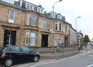 Thumbnail 2 bed flat for sale in Millbrae Road, Langside, Glasgow