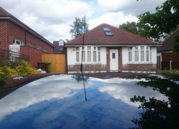 Thumbnail 2 bedroom bungalow to rent in Wollaton Vale, Wollaton, Nottingham