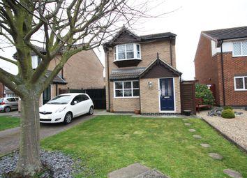 Thumbnail 3 bed detached house for sale in Plough Lane, Newborough, Peterborough