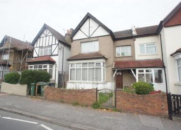 Thumbnail 3 bed terraced house to rent in Hall Lane, Chingford, London, Greater London