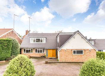 Thumbnail 4 bed detached house for sale in Willow Dene, Bushey Heath, Hertfordshire