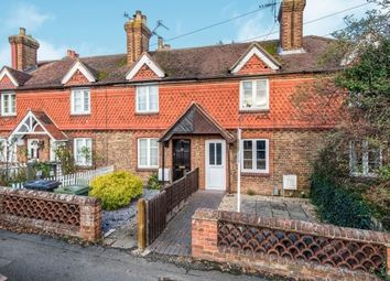 Thumbnail 2 bed terraced house to rent in Worplesdon Road, Guildford
