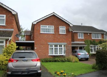 Thumbnail 4 bed detached house for sale in Park Road, Barton Under Needwood, Burton-On-Trent, Staffordshire
