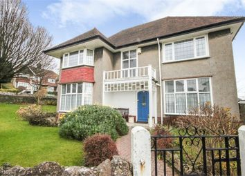 Thumbnail 4 bed detached house for sale in Parc Wern Road, Sketty, Swansea, West Glamorgan