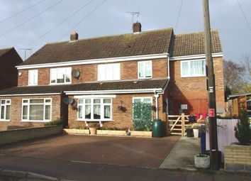 Thumbnail 4 bed semi-detached house for sale in Barton Mills, Bury St. Edmunds, Suffolk