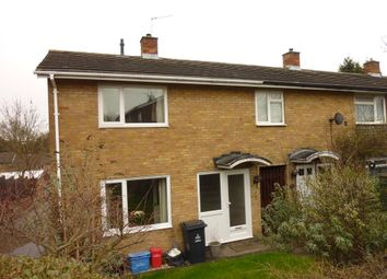 2 bed end terrace house to rent in Telford Avenue, Stevenage SG2