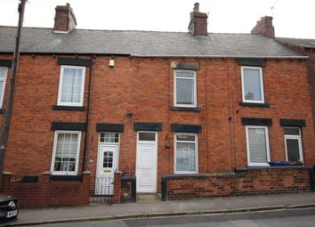 Thumbnail 2 bed terraced house to rent in John Street, Wombwell, Barnsley
