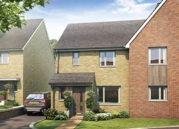 """Thumbnail 3 bed semi-detached house for sale in """"The Hanbury"""" at Goldsel Road, Swanley"""