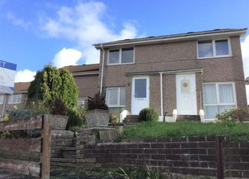 Thumbnail 2 bed terraced house to rent in Stanlake Close, Saltash