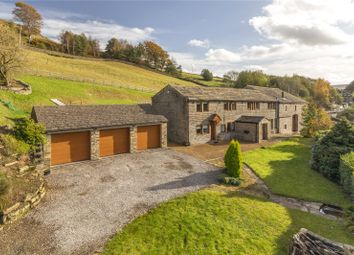 Thumbnail 5 bed detached house for sale in Hebden Road, Haworth, Keighley