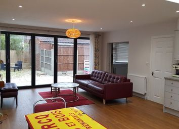 Thumbnail 2 bed bungalow to rent in Palmerston Road, London