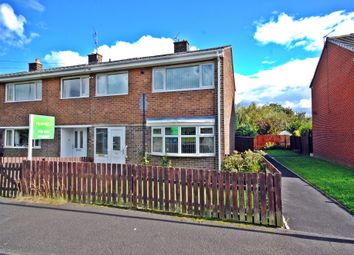 Thumbnail 3 bed end terrace house for sale in Farnham Road, Newton Hall, Durham