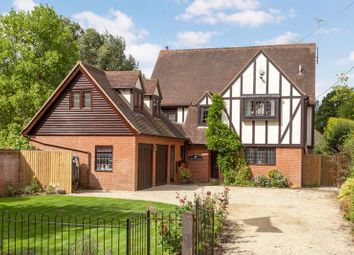 Thumbnail Detached house for sale in Ferry Lane, Medmenham, Marlow