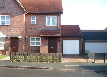 Thumbnail 2 bed property to rent in Tythe Barn Lane, Dickens Heath, Solihull