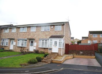 Thumbnail 3 bedroom end terrace house to rent in Avonmead, Greenmeadow, Swindon