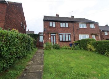 Thumbnail 3 bed semi-detached house for sale in Lidgett Lane, Tankersley, Barnsley, South Yorkshire