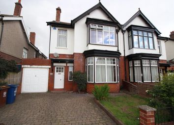 Thumbnail 4 bedroom semi-detached house to rent in Osborne Road, Jesmond, Newcastle Upon Tyne