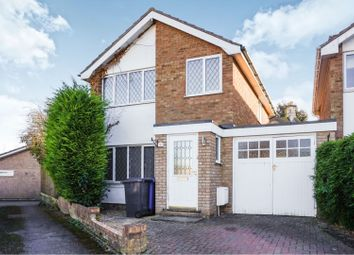 Thumbnail 3 bed detached house to rent in Fishpond Close, Northampton