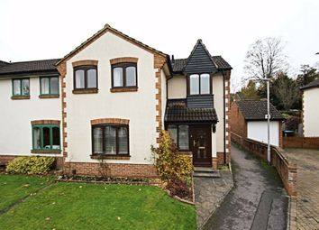 Thumbnail 4 bed semi-detached house for sale in Merling Croft, Northchurch, Berkhamsted