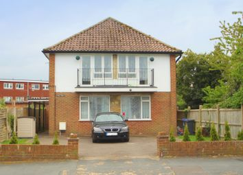 Thumbnail 3 bed flat to rent in Penstone Park, Lancing