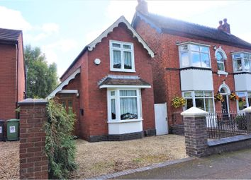 Thumbnail 2 bedroom detached house for sale in Victoria Road, Walsall