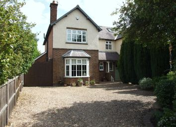 Thumbnail 3 bed semi-detached house to rent in Loughborough Road, Quorn, Loughborough