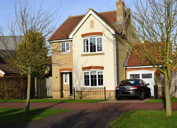 Thumbnail 3 bed property to rent in Crow Hill Lane, Great Cambourne, Cambridge