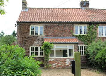 Thumbnail 2 bed cottage for sale in Scotts Row, South Otterington, Northallerton