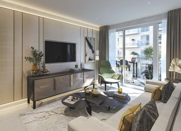 Thumbnail 1 bed flat for sale in Georgette Tower, The Silk District
