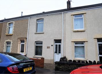 Thumbnail 3 bed terraced house for sale in Middle Road, Cwmdu