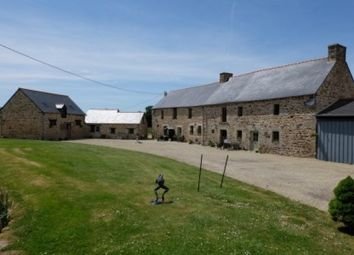 Thumbnail 6 bed equestrian property for sale in 22330 Le Gouray, Brittany, France