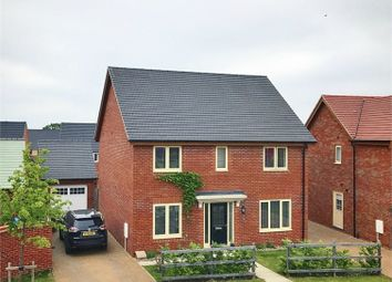 Thumbnail 4 bed detached house for sale in Hobby Drive, Corby, Northamptonshire