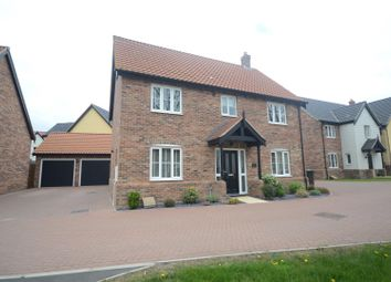 Thumbnail 4 bed property for sale in Poringland, Norwich