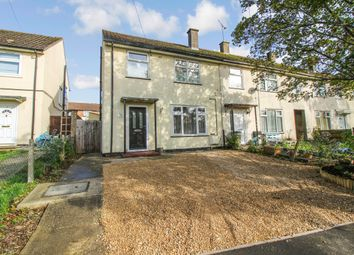 Thumbnail 3 bed end terrace house for sale in Bourne Road, Swindon