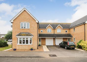 Thumbnail 4 bed semi-detached house for sale in Strawberry Fields, Great Barford, Bedford