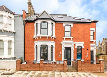 Athenlay Road, Nunhead, London SE15. 5 bed terraced house for sale